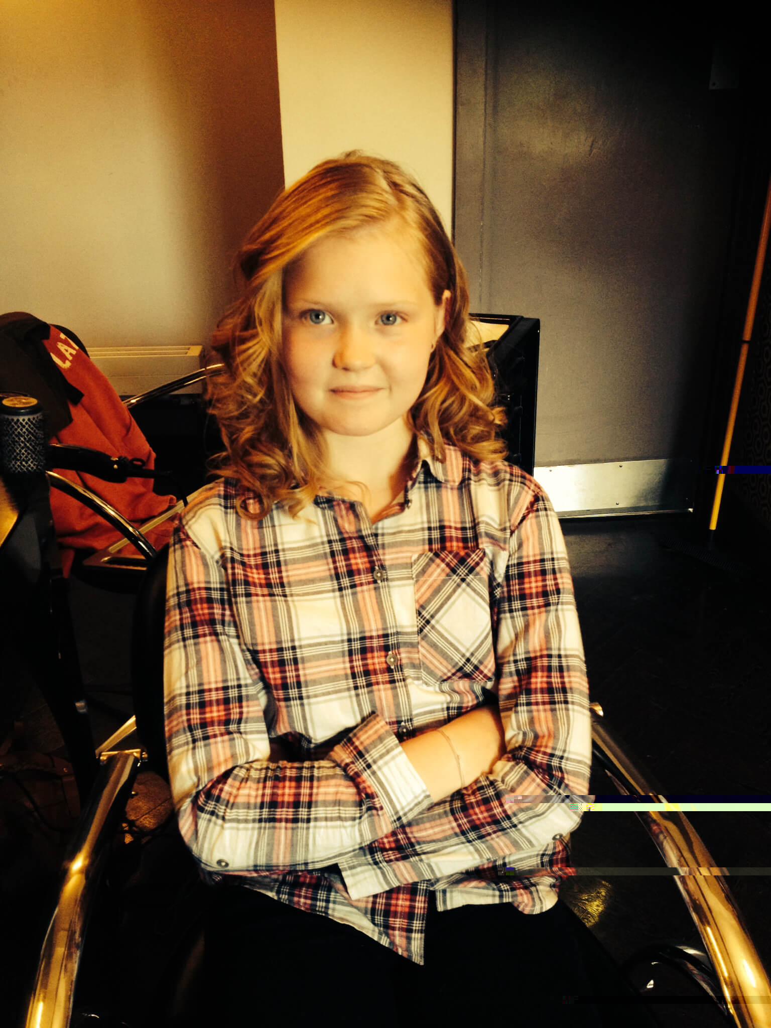 Image of Molly: a non-hodgkin lymphoma survivor