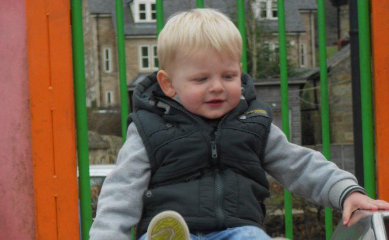 Lucas, who was diagnosed with Neuroblastoma