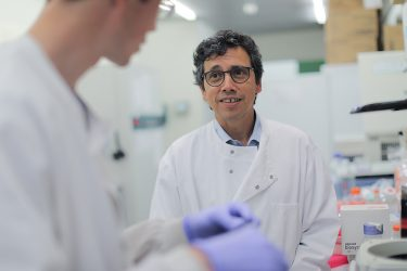 Scientists developing diagnoses for Wilms' tumour