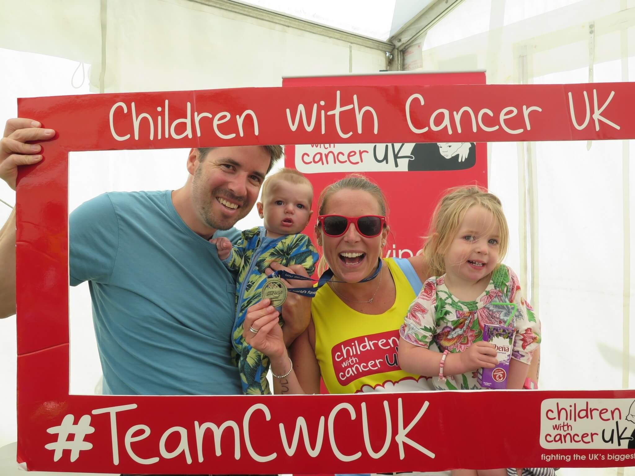 CWC family photo