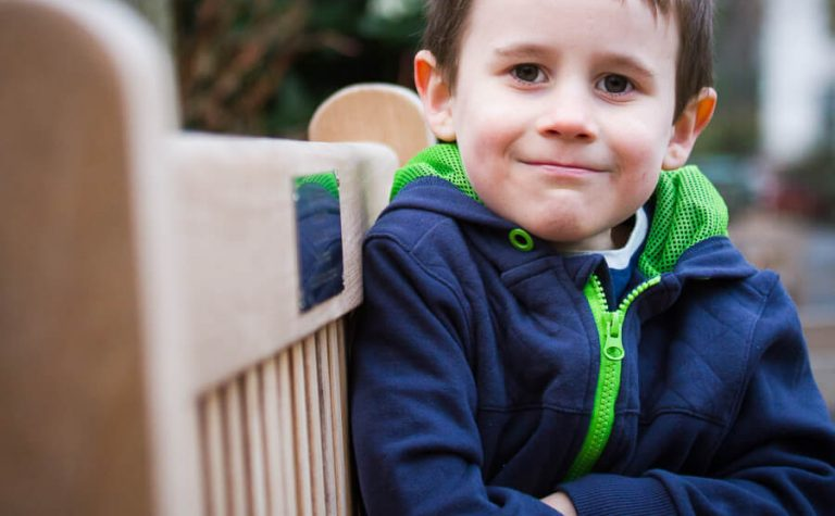 Luke - one of our hero patient stories