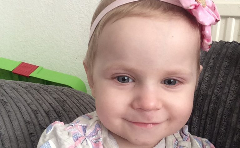 Rhabdomyosarcoma in Children: Krystal was diagnosed with the rare childhood cancer rhabdomyosarcoma at 11 months old