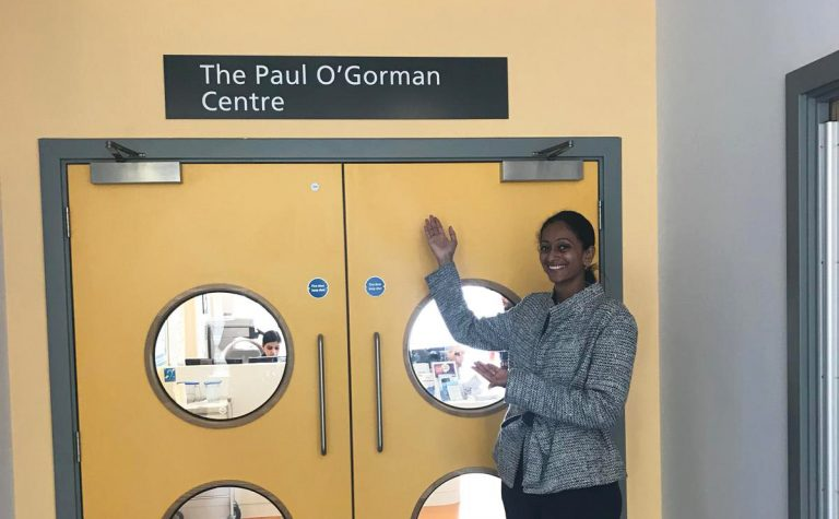 The Paul O'Gorman Centre at Birmingham Children's Hospital