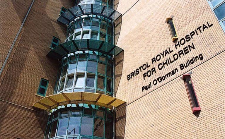 Bristol Hospital Building