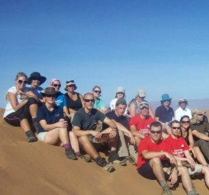 Sahara Trek Team