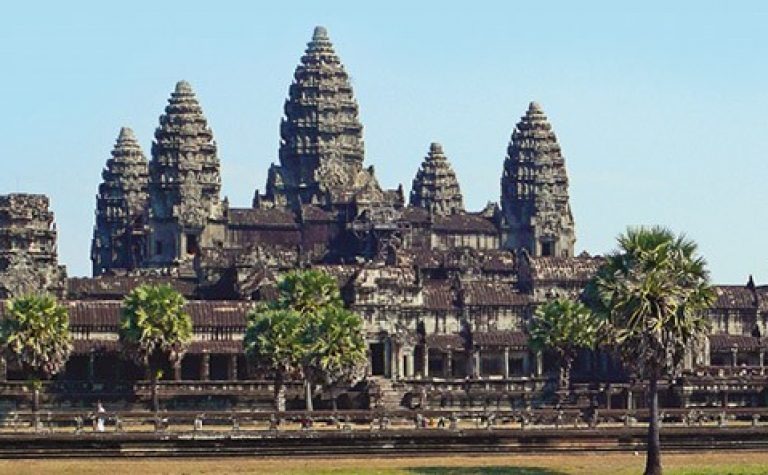 Stunning temples will be seen during this cycle through Vietnam and Cambodia