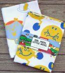 Mr. Men Little Miss tea towels