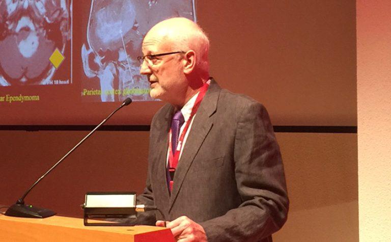 Professor David Walker - researcher for Children with Cancer UK