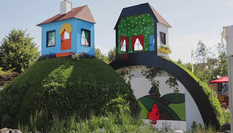 houses children