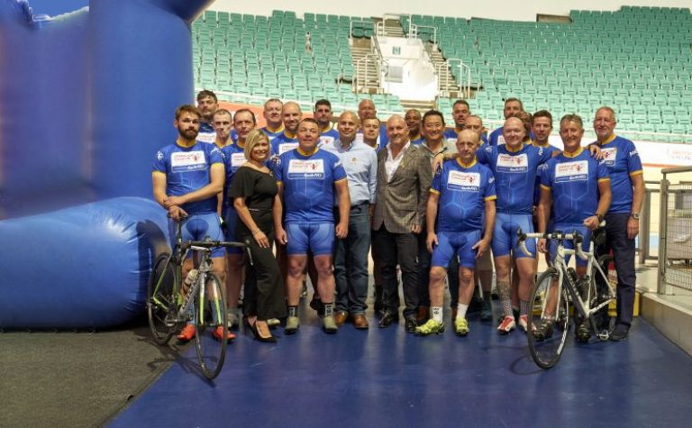 Kwick fit cycle team