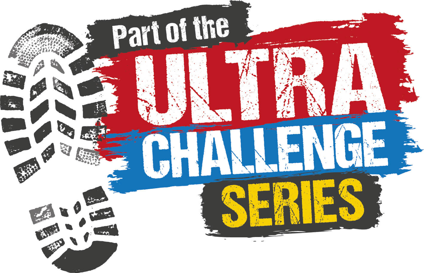 ultra challenge Logo part of the series