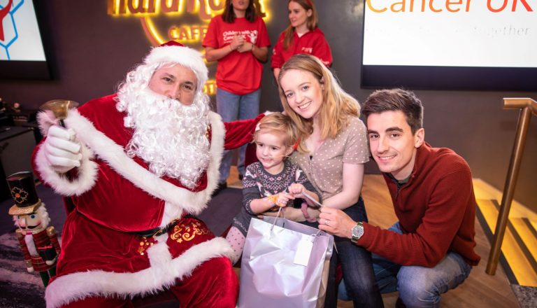 Brunch With Santa Christmas Event Children With Cancer Uk