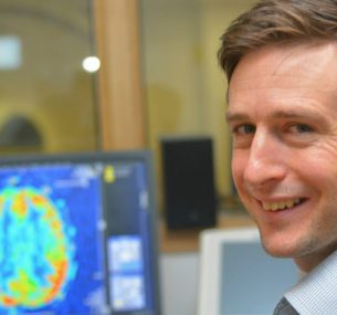 Researcher Patrick Hales