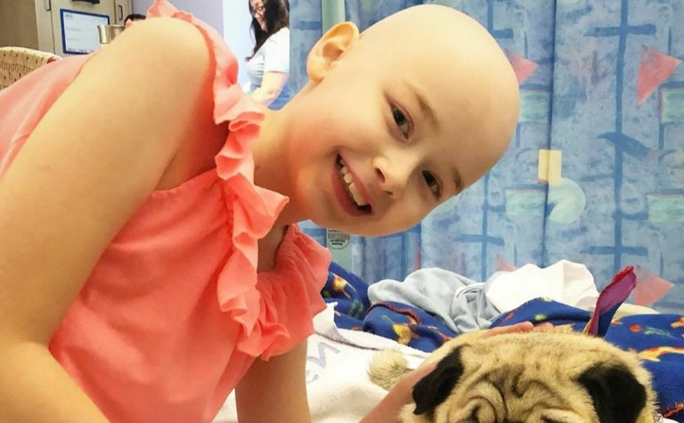 Abigail - bone cancer