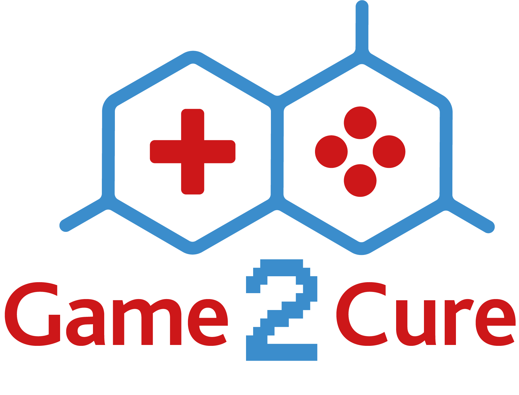 Game 2 Cure logo