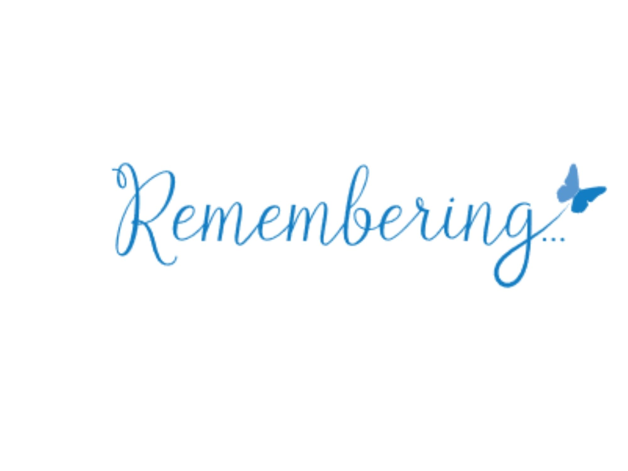 Pay tribute to a loved one with our new Remembering website