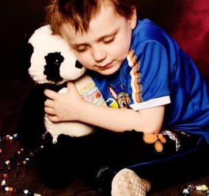 Thomas with beads 3