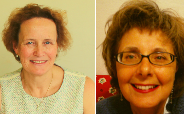 Kathy Pritchard Jones Dr Gemma Gatta researchers