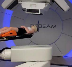 Proton beam therapy
