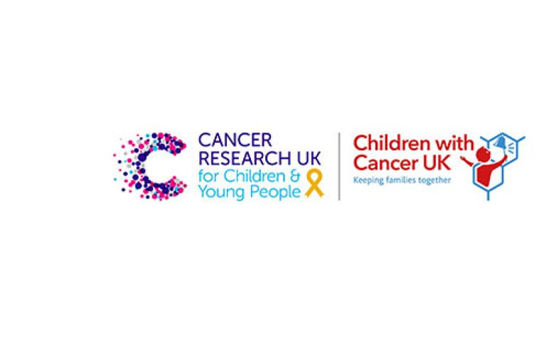 Cancer Research UK and Children with Cancer UK joint logo