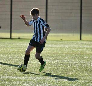 Felix playing football 2021 (1)