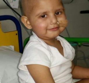 Zunairah during treatment