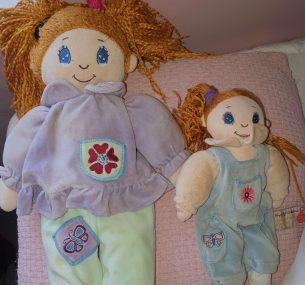 Lauren's dolls
